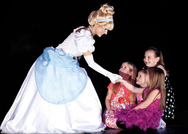 "Children will get to feel they are part of the show at ""The Princess Place"" the new children's theater concept at Bridgeport's Bijou Theatre beginning on Saturday, March 16. Photo: Contributed Photo"