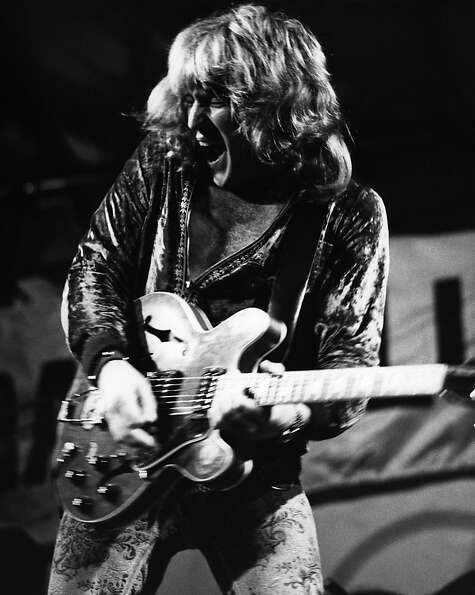FILE â?? MARCH 06, 2013: Guitarist Alvin Lee, founder of the band Ten Years After, died at the age