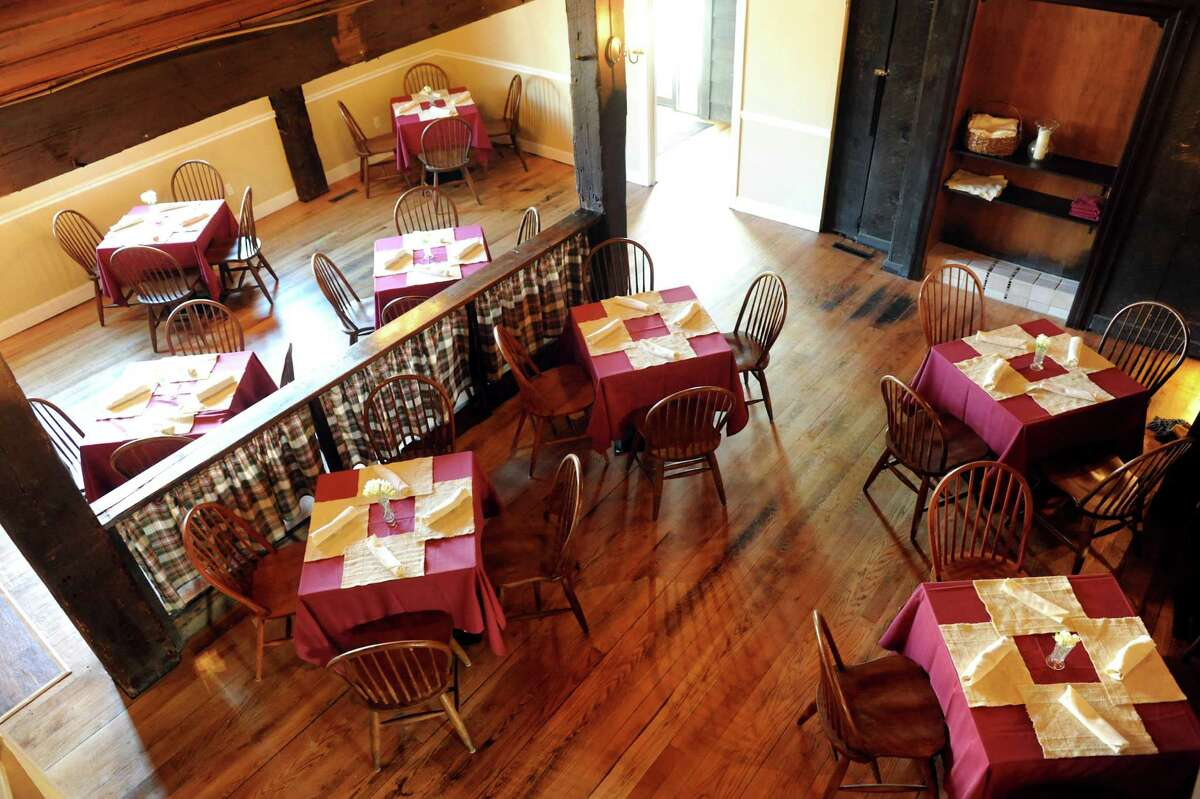 The main dining room on Tuesday, March 5, 2013, at Carney's Tavern in Ballston Lake, N.Y. (Cindy Schultz / Times Union)