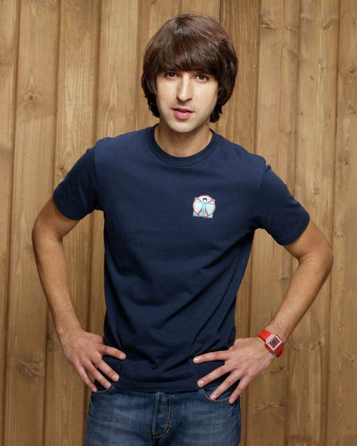 "In this image released by Comedy Central, Demetri Martin is shown in a promotional photo from the Comedy Central show, ""Important Things."" (AP Photo/Comedy Central, Martin Schoeller) Photo: Martin Schoeller / Comedy Central"