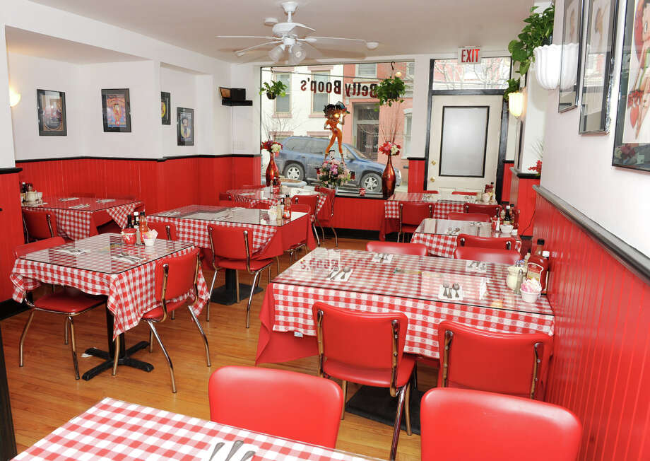Betty Boop's Diner115 Philip St.Albany, NY518-545-5396View Facebook page Photo: Lori Van Buren