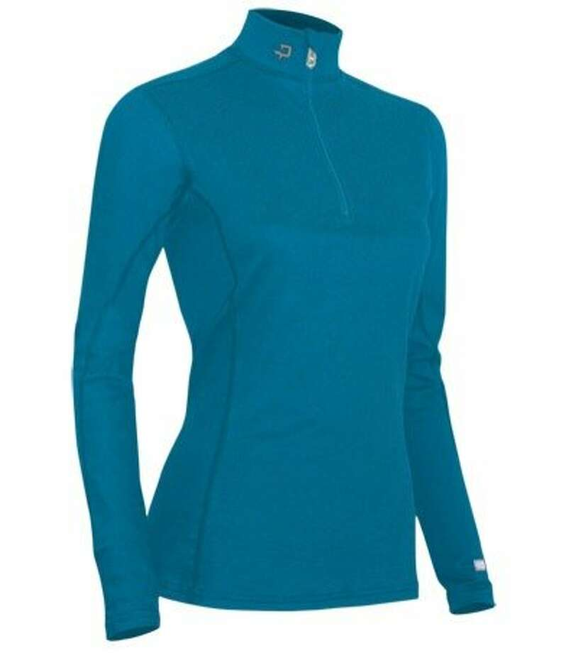 Polarmax Women's Zip Mock Photo: Polarmax