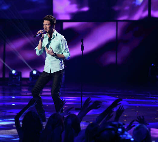 AMERICAN IDOL: Pau Jolley makes it to the final 10 on AMERICAN IDOL airing Thursday, March 7 (8:00-9:30 PM ET/PT) on FOX. CR: Michael Becker / FOX. Copyright: FOX.