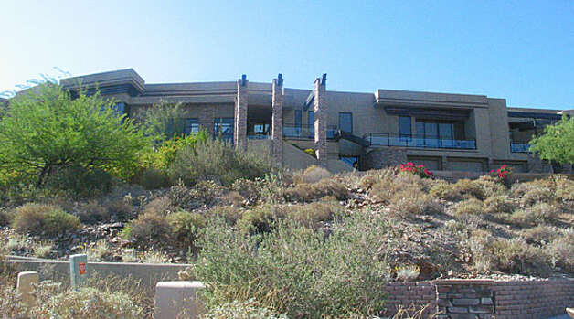 TIm Lincecum purchased this Paradise Valley home from former Pirates player Kevin Young for $3.4 million in cash