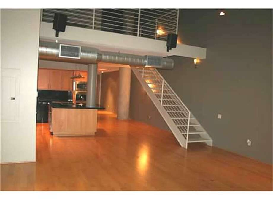 Pence is asking $3,998 for the 2 bed, 2 bath condo.