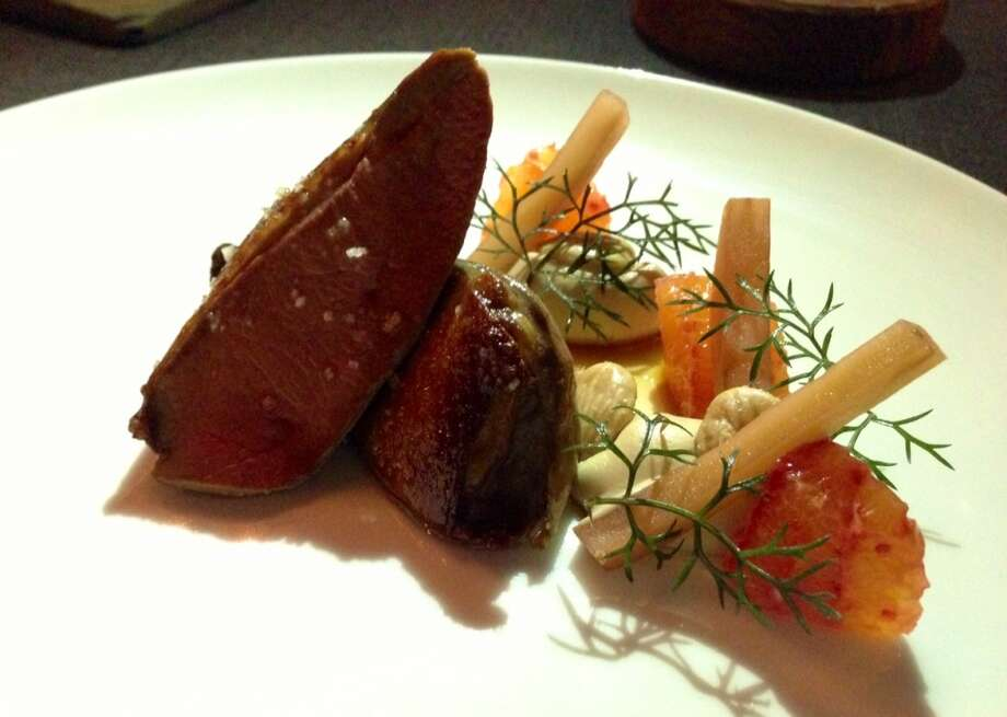 Squab at Sons and  Daughters