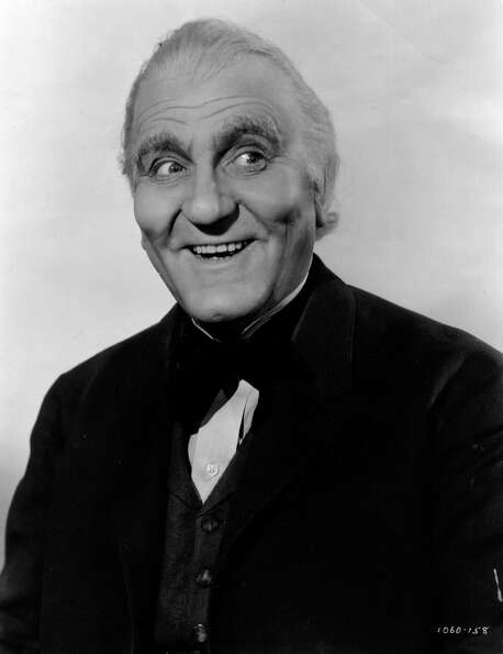 Frank Morgan as the professor in