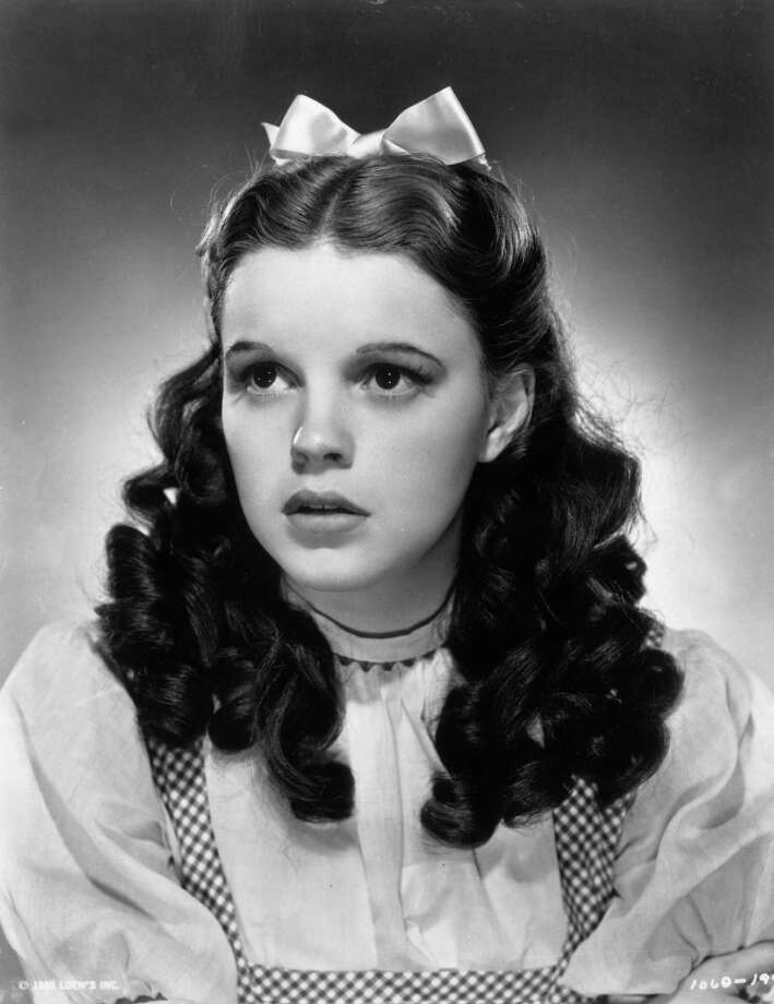 "Judy Garland starred as Dorothy, in Victor Fleming's film, ""The Wizard of Oz."" Photo: MGM Studios, Getty Images / Moviepix"