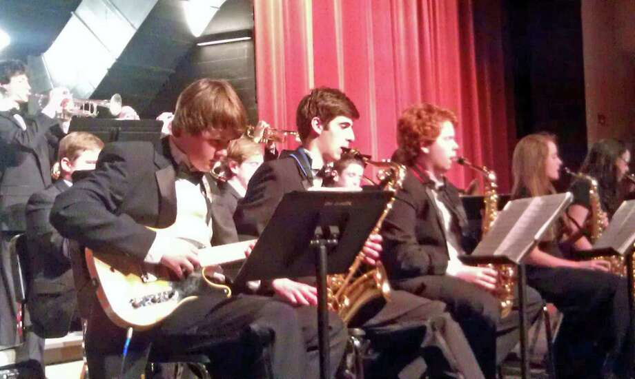 """An Evening of Sweet Jazz"" will be performed by the Darien High School Jazz Ensemble on Thursday, March 14, at the Darien Community Association. Photo: Contributed"