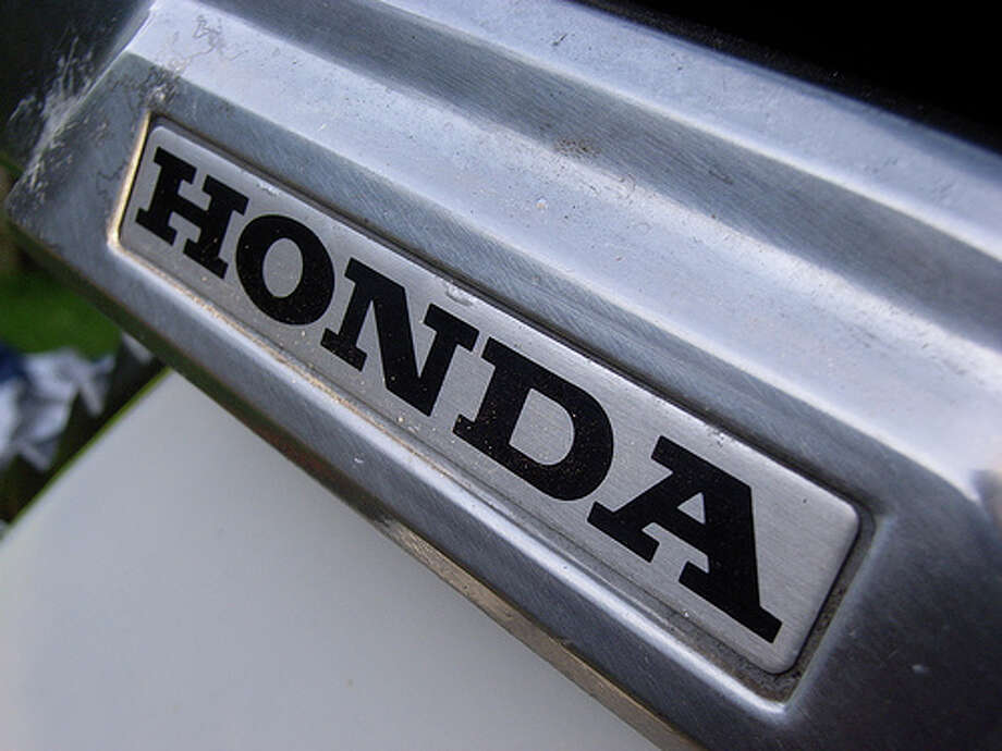 Honda: Female buyers accounted for 45.7 percent of Honda sales in 2012, according to R.L. Polk. (Photo: Gingerbeardman, Flickr) Photo: Flickr