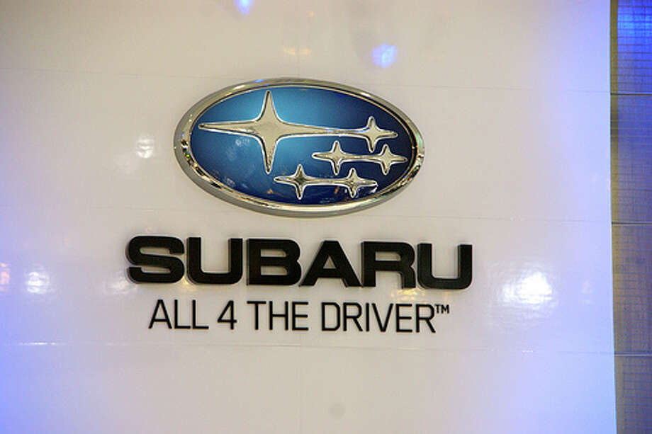 Subaru: Female buyers accounted for 43.8 percent of Subaru sales in 2012, according to R.L. Polk. (Photo: iambents, Flickr) Photo: Flickr