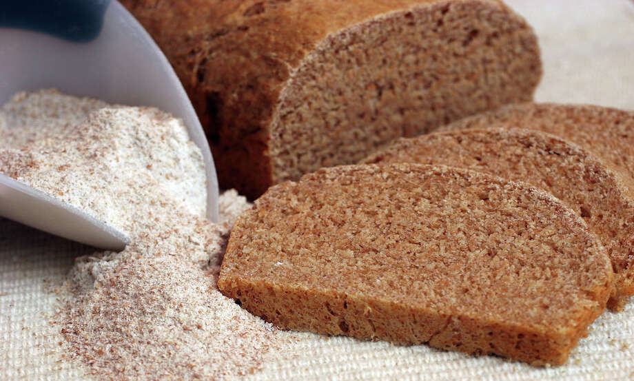 Some nutritionist would like to see the percentage of whole wheat in each product on the label.  Photo: LARRY CROWE, STR / AP