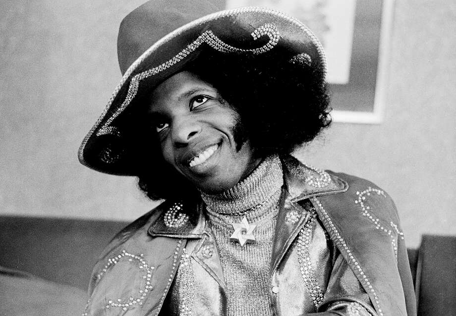 "Sly Stone, who was known as Sylvester Stewart when he attending Vallejo High School, went on to form ""Sly And The Family Stone,"" in 1967 with several family members and friends. Notably, the group played Woodstock and recorded hits like ""Everyday People,"" ""I Want to Take You Higher,"" ""Dance to the Music"" and ""Hot Fun in the Summertime."" Photo: Michael Putland, Getty Images / 1974 Michael Putland"