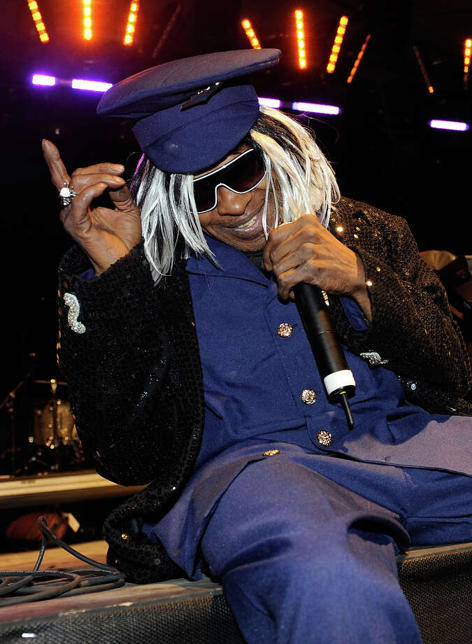 Sly Stone performs during day 3 of the Coachella Valley Music & Art Festival 2010 held at The Empire Polo Club on April 18, 2010 in Indio, California. Photo: Charley Gallay, Getty Images / 2010 Getty Images