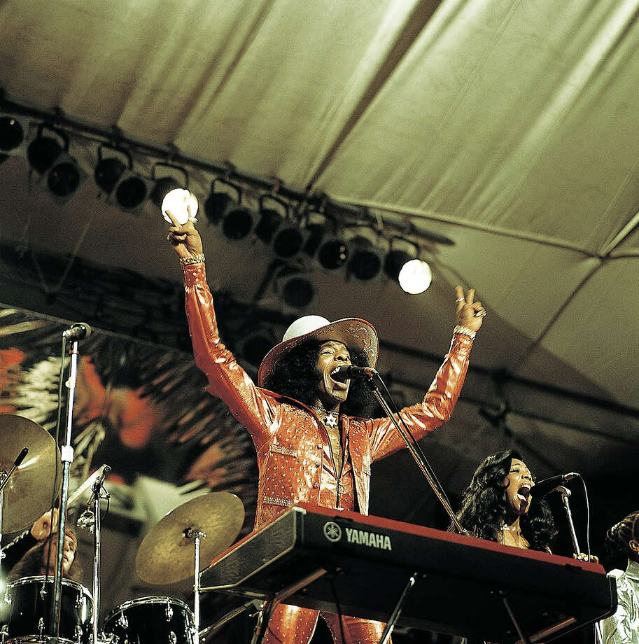 Sly & The Family Stone performs live. Photo: David Redfern, Getty Images / Redferns