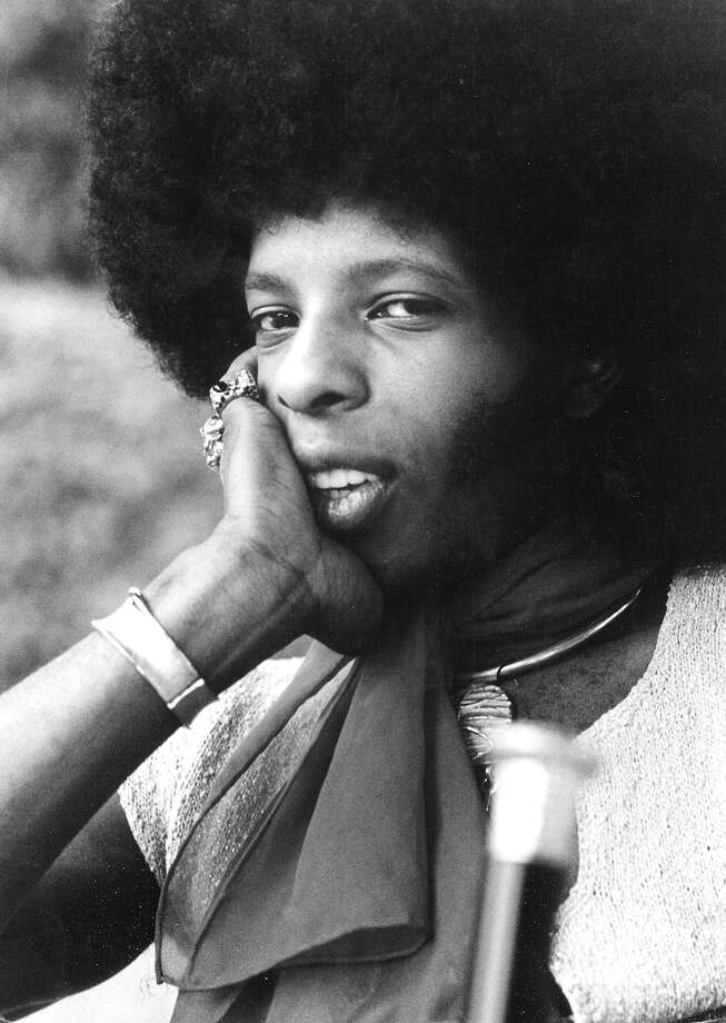 Portrait of Sly Stone. Photo: Michael Ochs Archives, Getty Images / Michael Ochs Archives