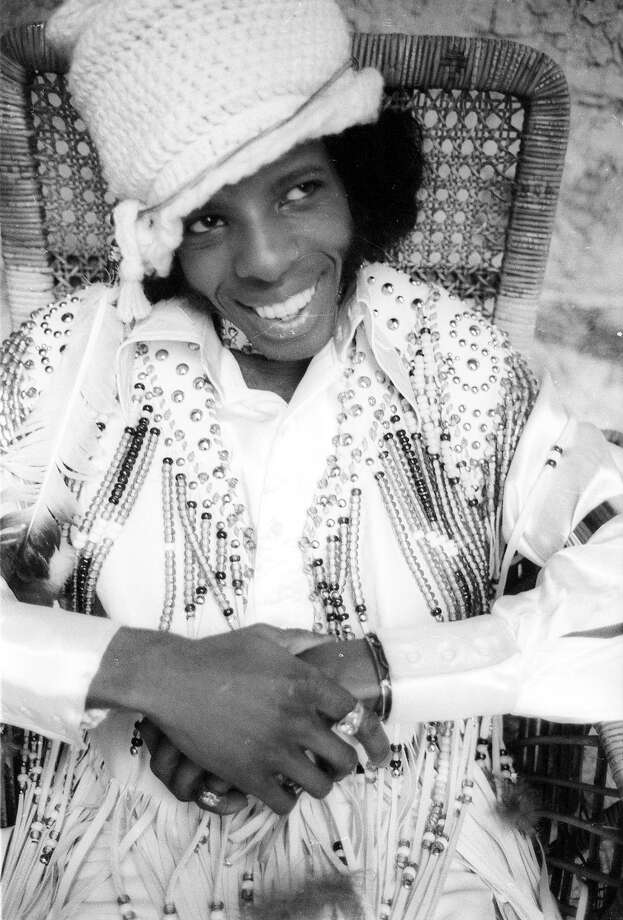 Sly Stone of Sly & The Family Stones. Photo: Michael Ochs Archives, Getty Images / Michael Ochs Archives