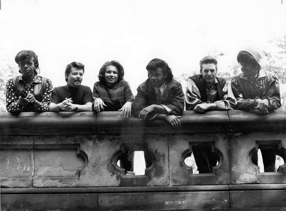 Sly & Family Stone, circa 1970. Photo: Michael Ochs Archives, Getty Images / Michael Ochs Archives