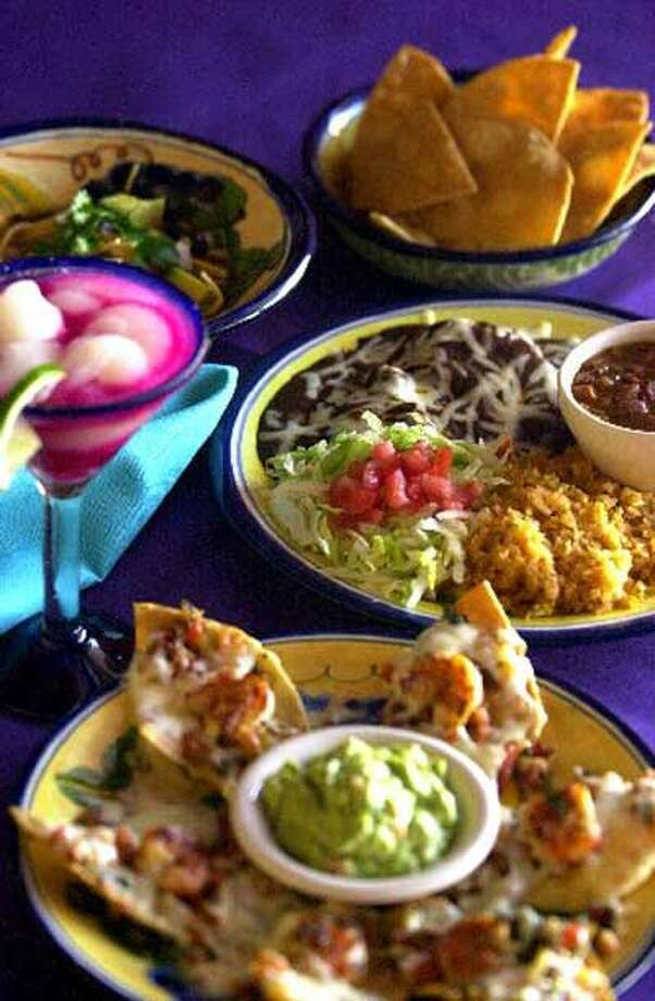 Rosario's Mexican Café y Cantina910 S. Alamo St., 210-223-1806. A favorite for its energetic atmosphere, consistently good dishes and great margaritas.