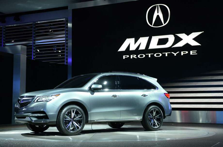 2013 Acura MDXMSRP: $55,700 - $44,175Percentage off: 12.4 %Discounted price: $48,756 - $38,668Source: Carwoo.com Photo: STAN HONDA, Getty / AFP