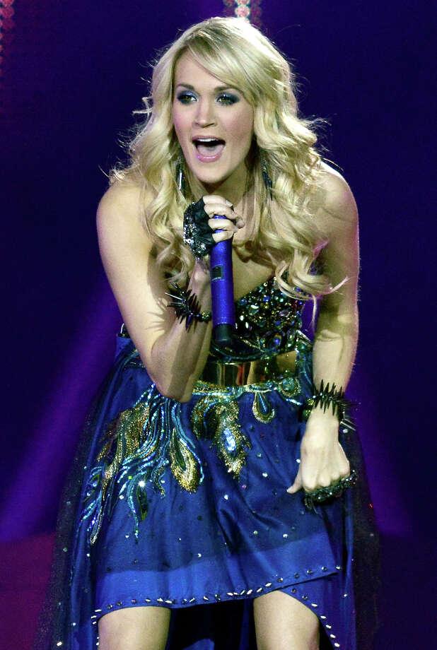 Carrie Underwood is 30 on Sunday. Photo: Tim Mosenfelder, Getty Images / 2013 Tim Mosenfelder