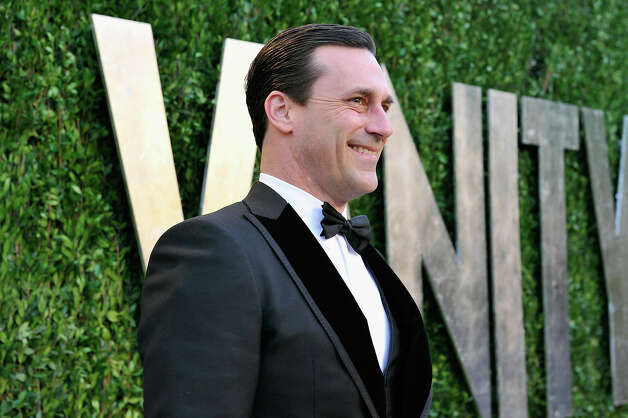 Actor Jon Hamm is 42 on Sunday. Photo: Larry Busacca/VF13, Getty Images / 2013 Larry Busacca/VF13