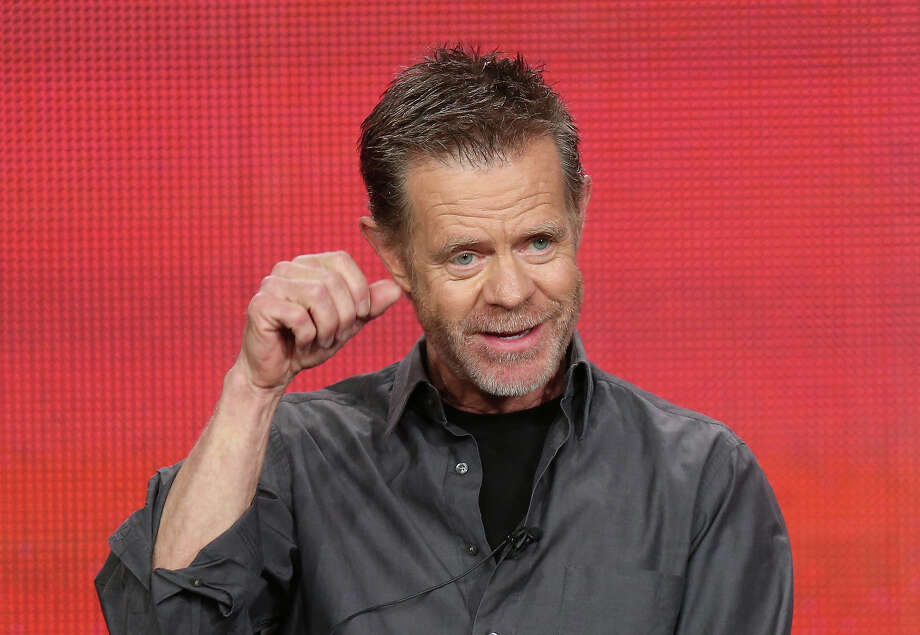 Actor William H. Macy is 63 on Wednesday. Photo: Frederick M. Brown, Getty Images / 2013 Getty Images