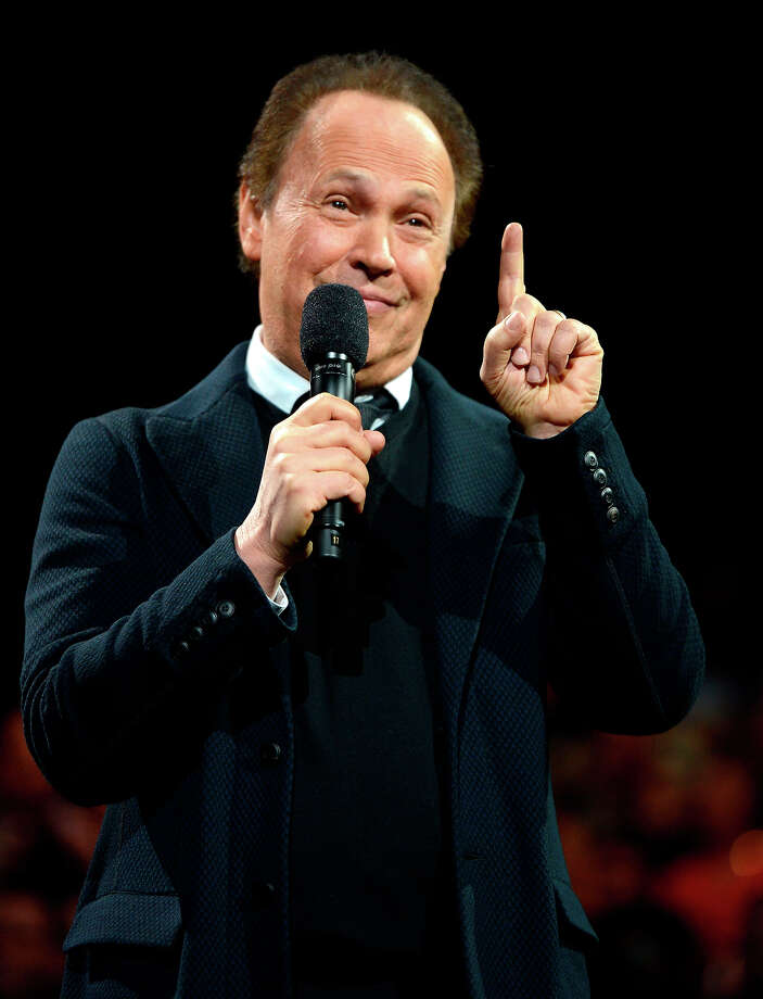 Actor Billy Crystal is 64 on Thursday. Photo: Kevin Mazur, Getty Images / 2012 Kevin Mazur