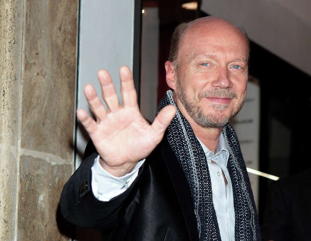 Director Paul Haggis is 60 on Sunday. Photo: Elisabetta A. Villa, Getty Images / 2012 Elisabetta A. Villa