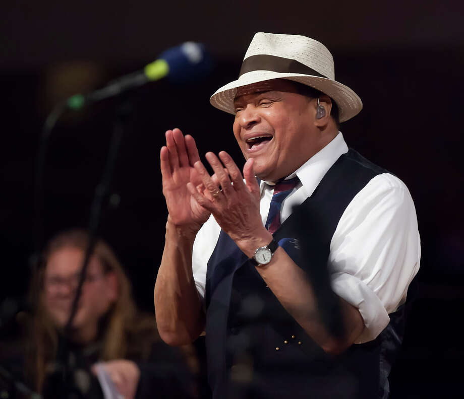Snger Al Jarreau is 73 on Tuesday. Photo: Jakubaszek, Getty Images / 2012 Jakubaszek