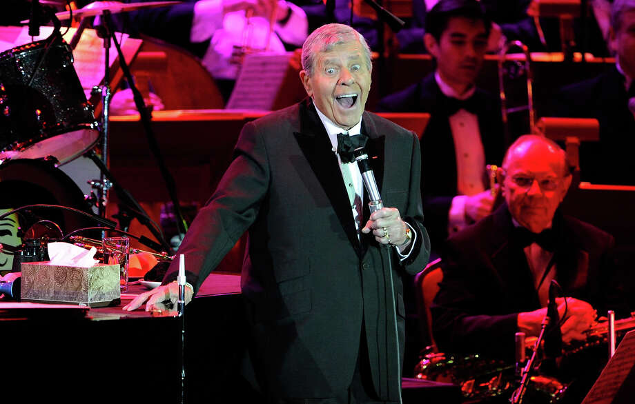 Entertainer Jerry Lewis is 87 on Saturday. Photo: David Becker, Getty Images / 2012 David Becker