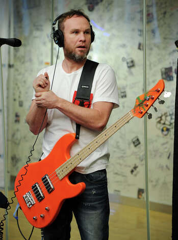 Bassist Jeff Ament, of Pearl Jam, is 50 on Sunday. Photo: Ilya S. Savenok, Getty Images / 2012 Ilya S. Savenok
