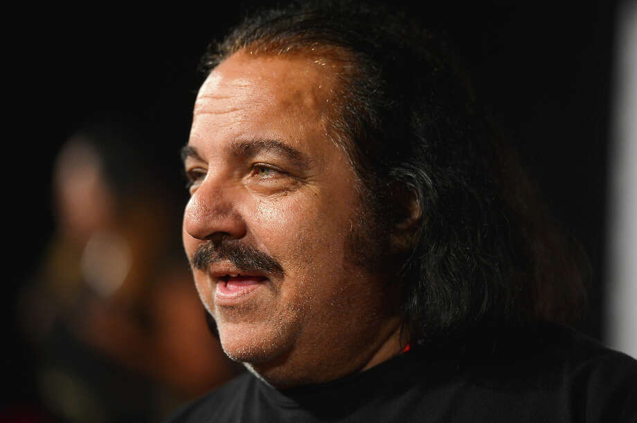 Porn star Ron Jeremy is 60 on Tuesday. Photo: Frazer Harrison, Getty Images / 2012 Getty Images