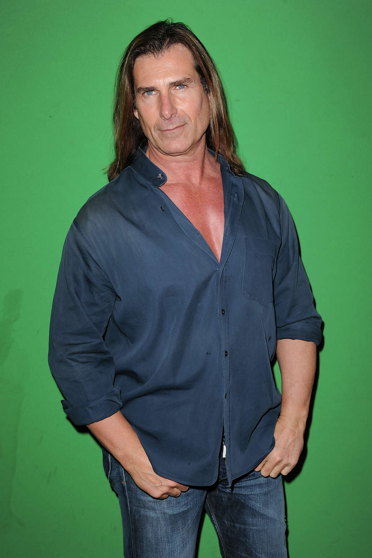 Congrats to Fabio Lanzoni who became an official United States citizen today. To honor his achievement, click through the gallery to see his most popular romance covers over the years.