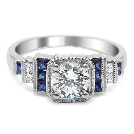 Diamond Ring Photo: Houston Jewelry