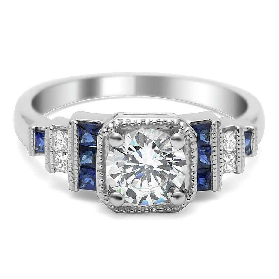 Diamond Ring Photo: Houston Jewelry