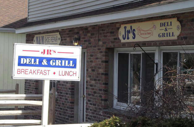 JR's Deli and Grill on Riverside Avenue in Westport has been a local favorite for decades. Photo: Patti Woods / Fairfield Citizen contributed