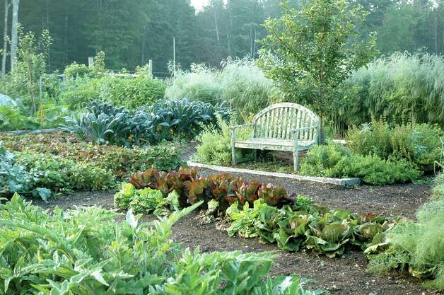 "The mix of plants on Barbara Damrosch's and Eliot Coleman's land creates a good ecosystem, say the authors of ""Four Season Farm Gardener's Cookbook."" Photo: McClatchy-Tribune Photos"