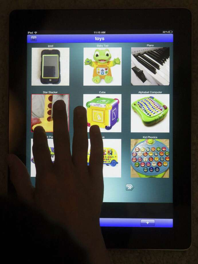 Autistic children often respond well to the visual aspects of tablets. Photo: Houston Chronicle File Photo