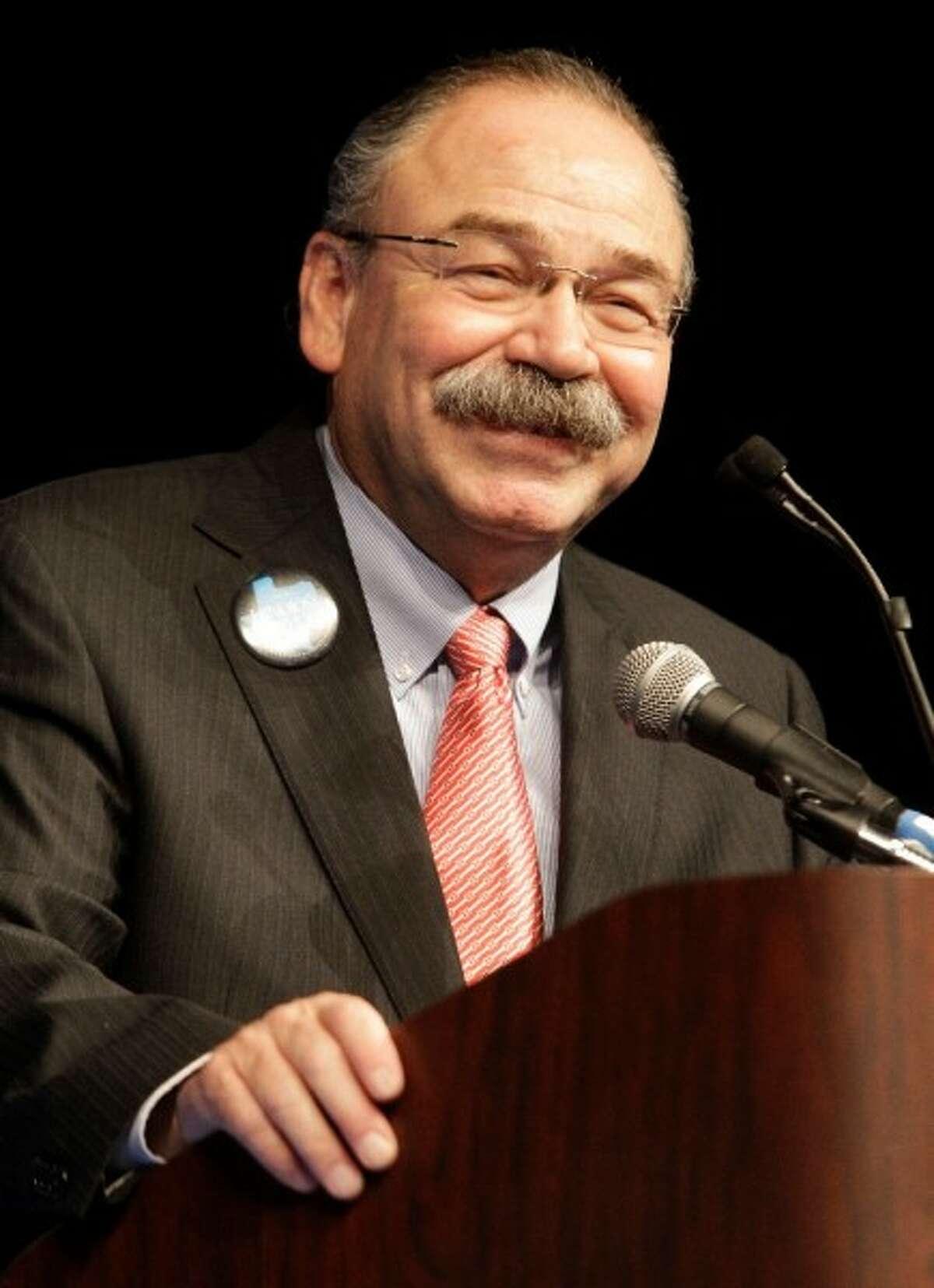 Chairman Gilberto Hinojosa ( Melissa Phillip / Houston Chronicle )