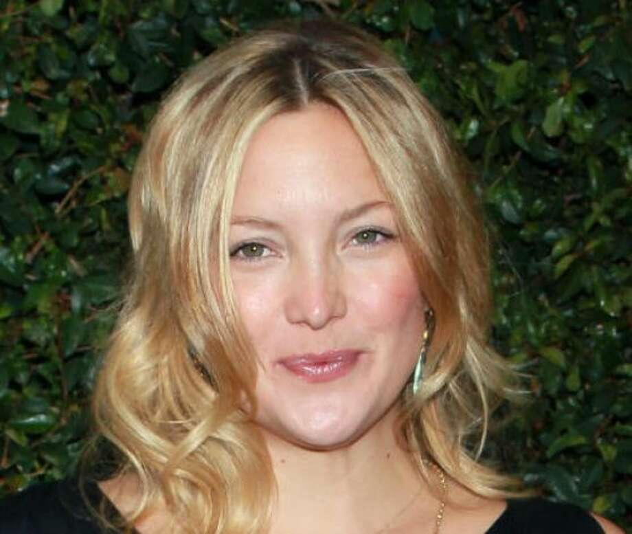 Kate Hudson: Kids' names: Ryder Russell and Bingham 'Bing' Hawn