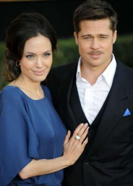 Angelina Jolie and Brad Pitt:Kids' names: Maddox Chivan, Zahara Marley, Shiloh Nouvel, Pax Th