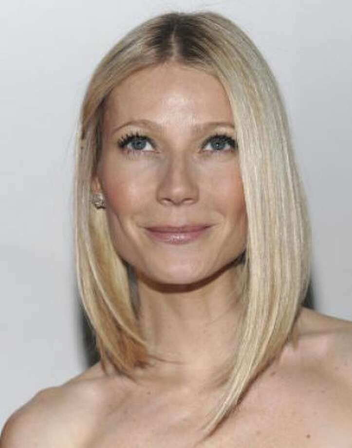 Gwyneth Paltrow (and Chris Martin):Kids' names: Apple and Moses