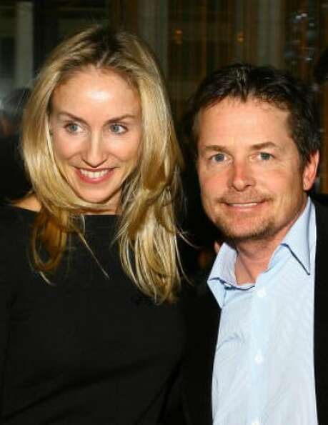 Michael J. Fox and Tracy Pollan:Kids' names: Aquinnah, Schuyler, Sam and Esme