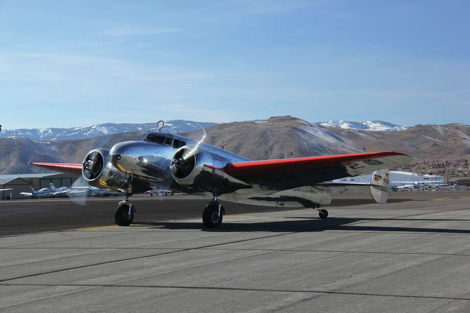 The Museum of Flight's new Lockheed Model 10-E Electra. It the same type of plane Amelia Earhart was flying on her ill-fated attempt to fly around the world in 1937. Photo: Museum Of Flight