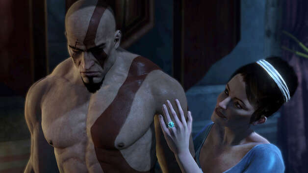 """God of War: Ascension"""