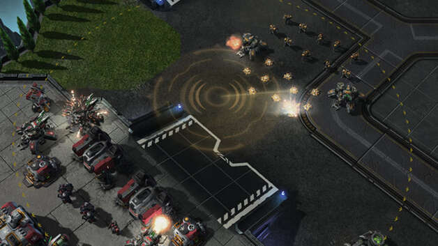 """StarCraft 2: Heart of the Swarm"""