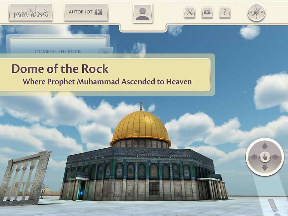 Jerusalem.com offers 3D tour, video and history of the holy city of Jerusalem from your home. Photo: Jerusalem.com