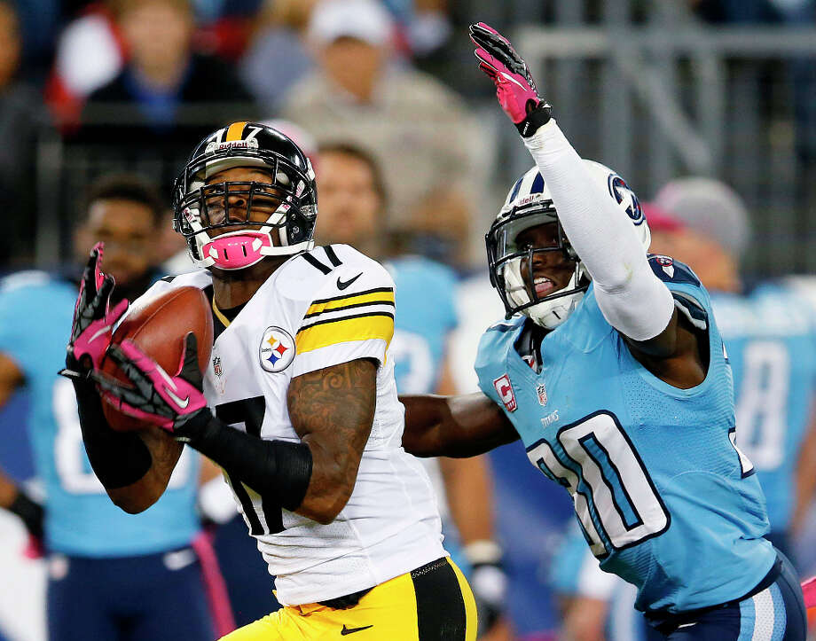 Mike Wallace, WRWallace was a third-round pick out of Ole Miss in 2009. He has emerged as one of the premier field-stretching wide receivers in the game. Photo: Joe Howell, Associated Press / FR14085 AP