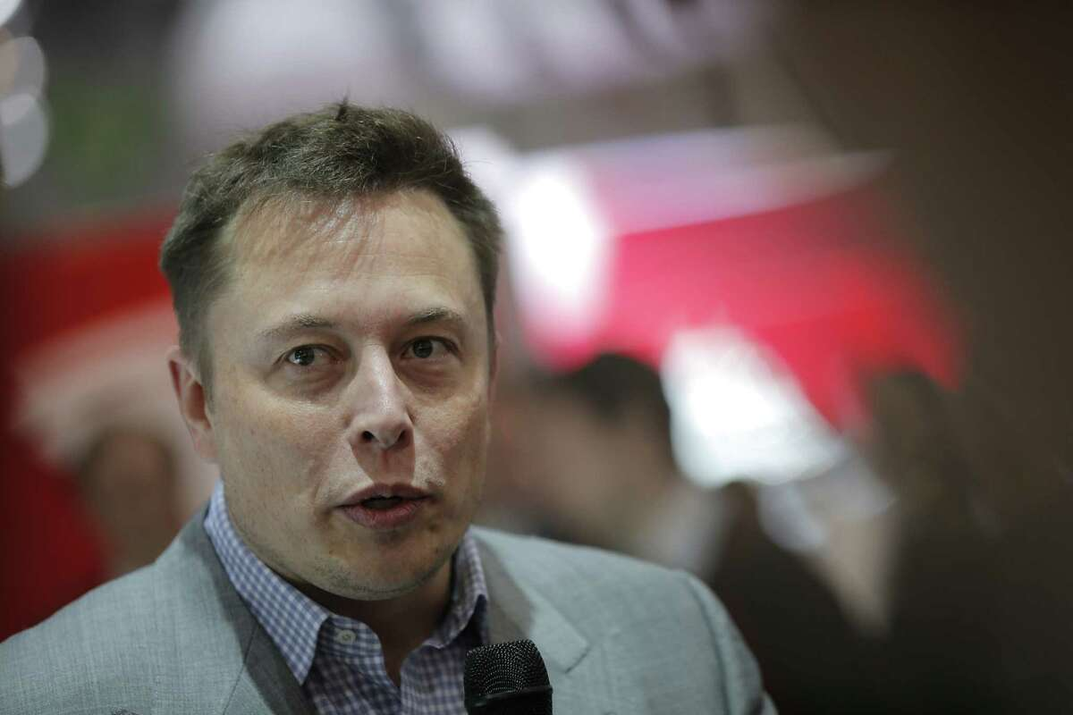 Elon Musk's private space-flight company is interested in a site at Boca Chica Beach.